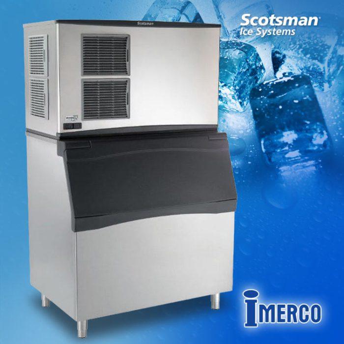 Máquina para Hacer Hielo Cubitos C-1448-MA SCOTSMAN