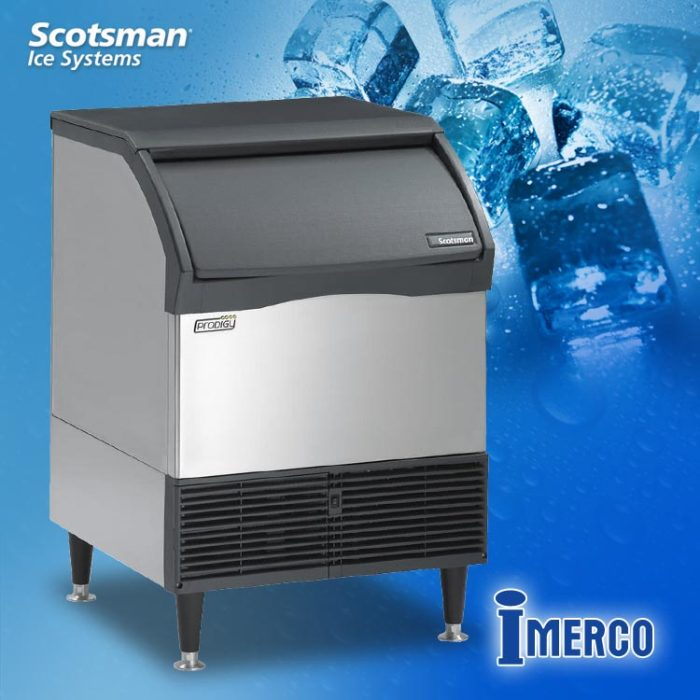 Máquina para Hacer Hielo Cubitos CU-1526 SCOTSMAN