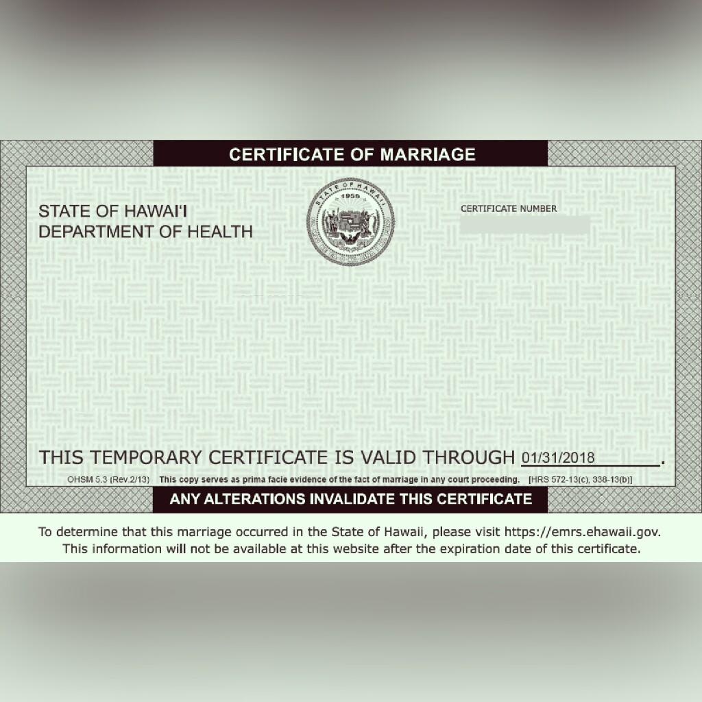 Chinalized Marriage Certificate Imerica In America