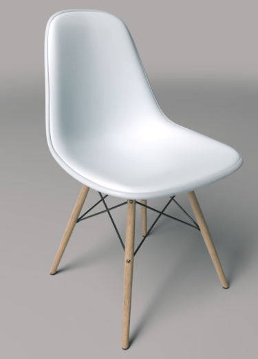 SC-0005 CE Chair View1