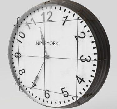DW-0009 Clock 5 View 1