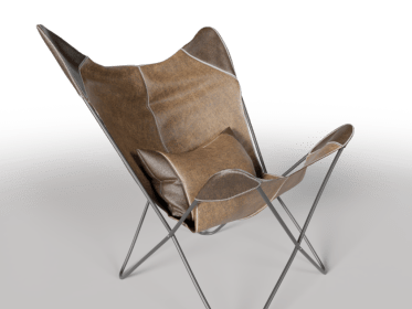 LC-0006 Butterfly Industrial Chair
