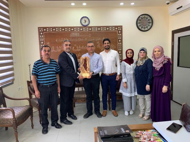 Dr Hassanen visit oct 2019 2