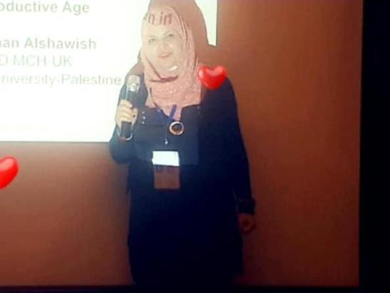 Dr Eman Shaweesh