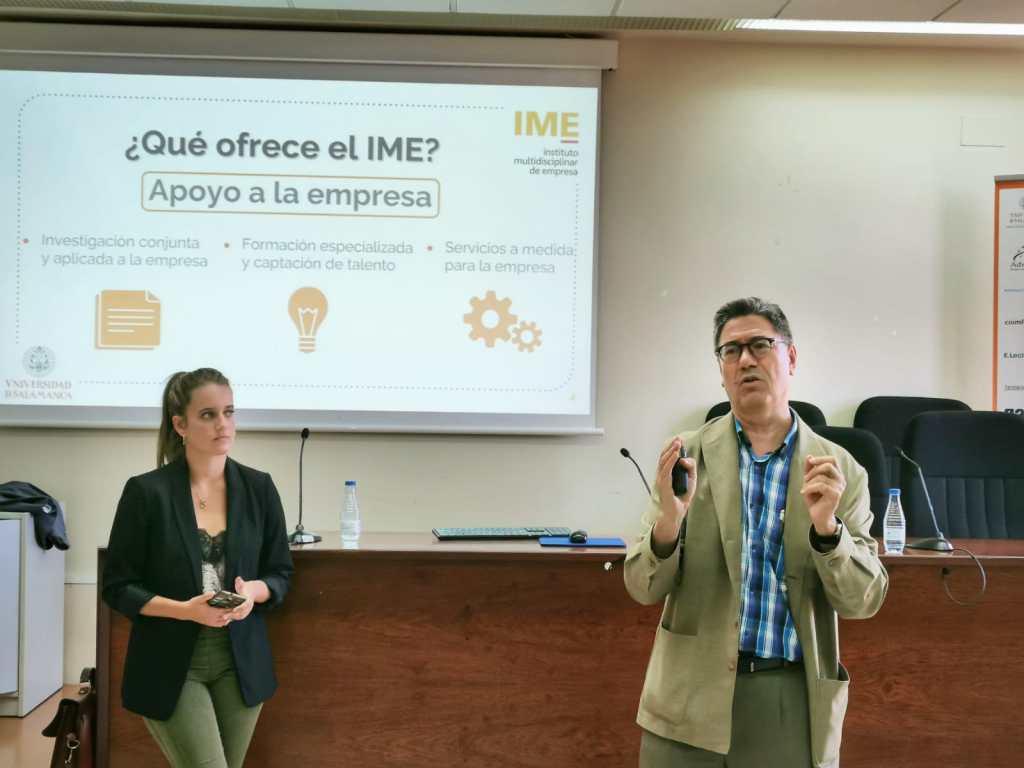 Networking Empresarial IME AJE 2019 Julio