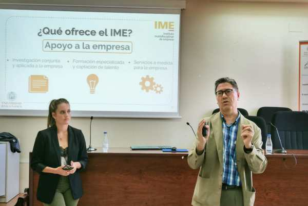 Networking Empresarial IME AJE 2019 Julio