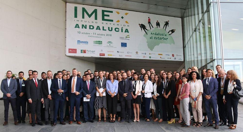 Resultado de imagen de IMEX-Andalucía