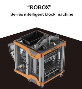 Robox Automatic Hollow Block/Brick Making Machine