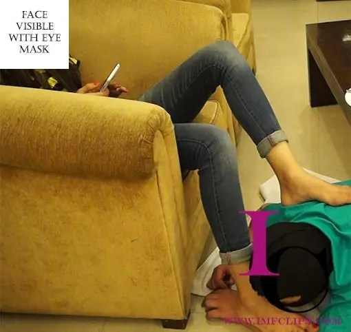Femdom Feet Slave