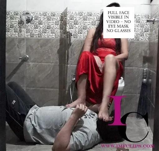 Indian Toilet Slave