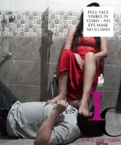 Indian Toilet Slave