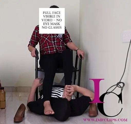 female domination interrogation