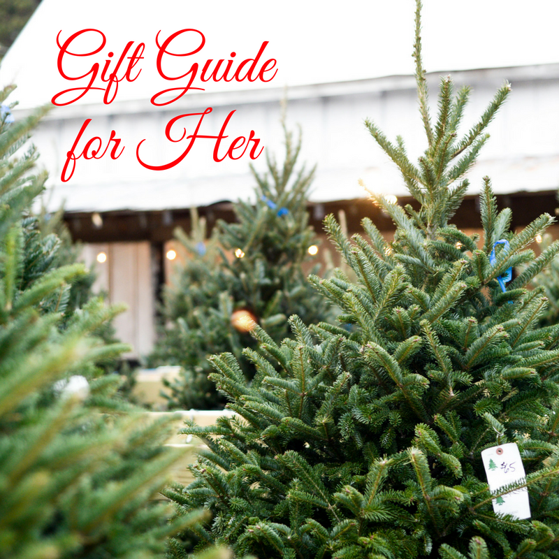 The 2016 Holiday Gift Guide for Her