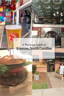 A Guide to Kinston, North Carolina - I'm Fixin' To - @mbg0112