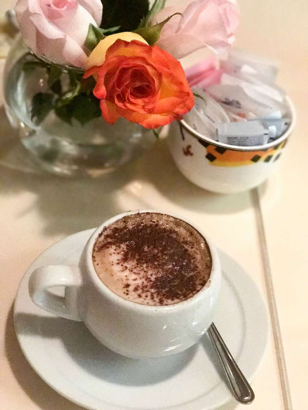 Coffee Talk: April Edition - I'm Fixin' To - @mbg0112