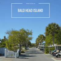 What to Do on Bald Head Island