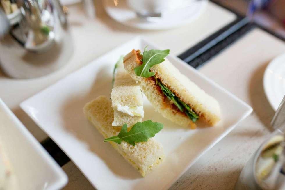 A Ladies' Afternoon Tea at Fearrington House Inn - @mbg0112 - I'm Fixin' To