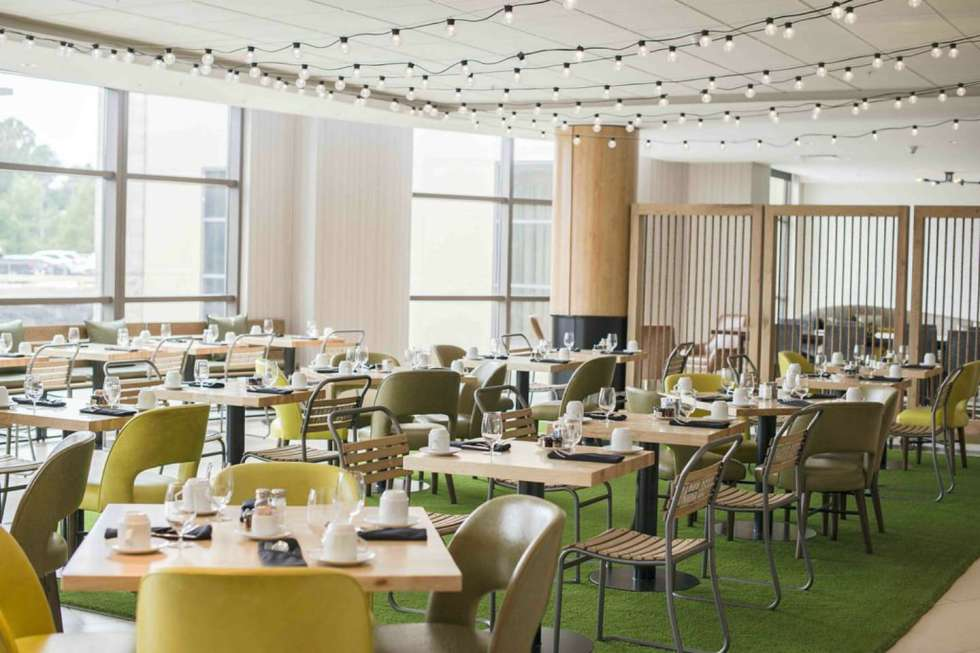Brunching at 41Hundred at Renaissance Raleigh North Hills by NC blogger  I'm Fixin' To - @mbg0112