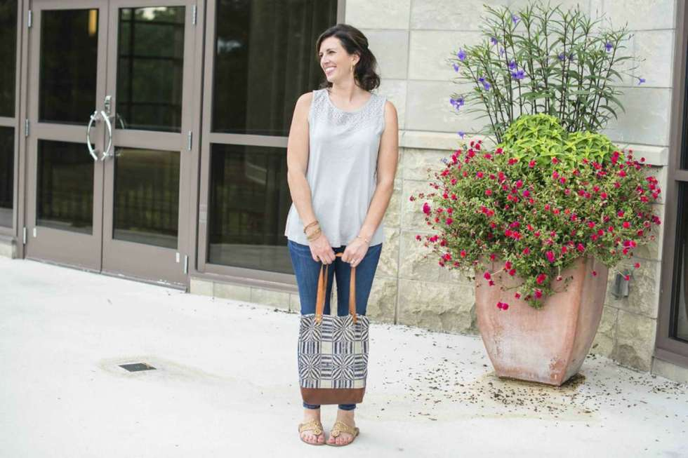 Transitioning to Fall Outfits with Aventura by NC fashion blogger I'm Fixin' To
