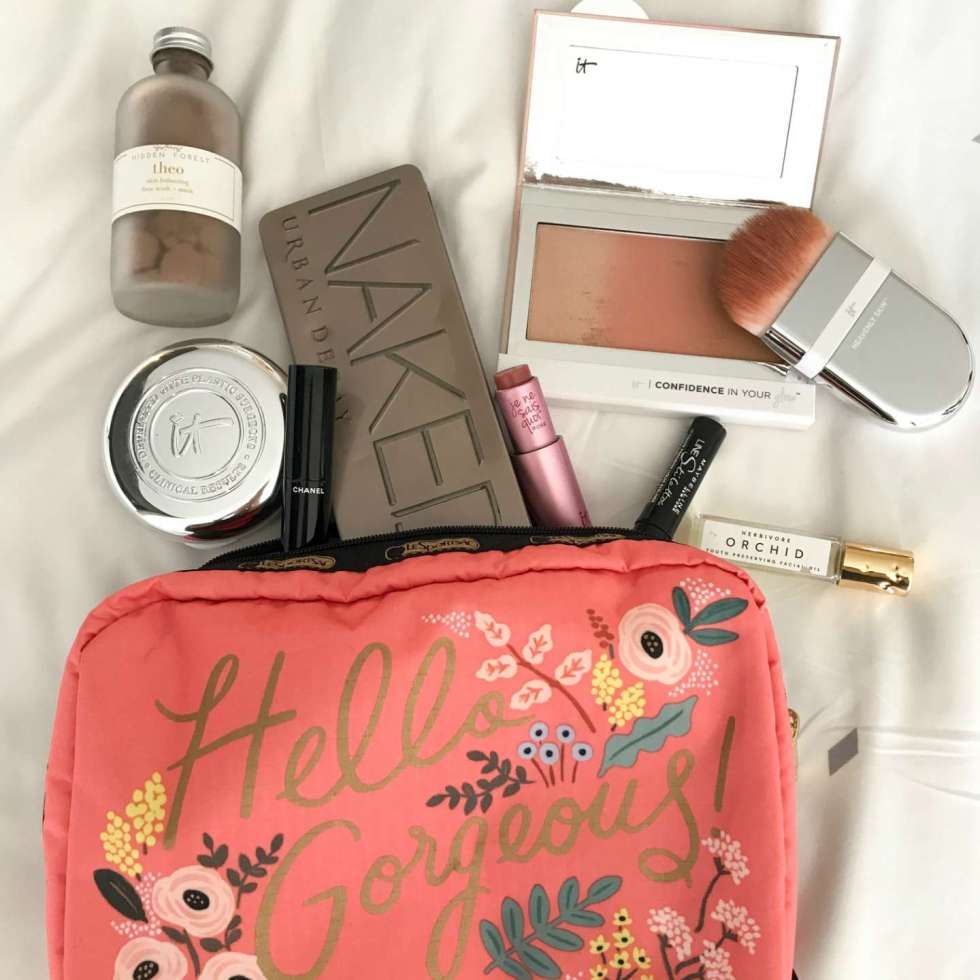 Packing Checklist for Chicago & #TBSCon 2017 by NC fashion blogger I'm Fixin' To