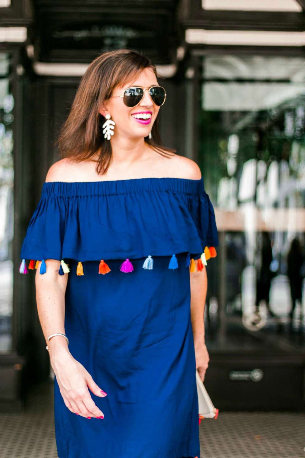 OTS Tassels & Lace Up Wedges - I'm Fixin' To - @mbg0112