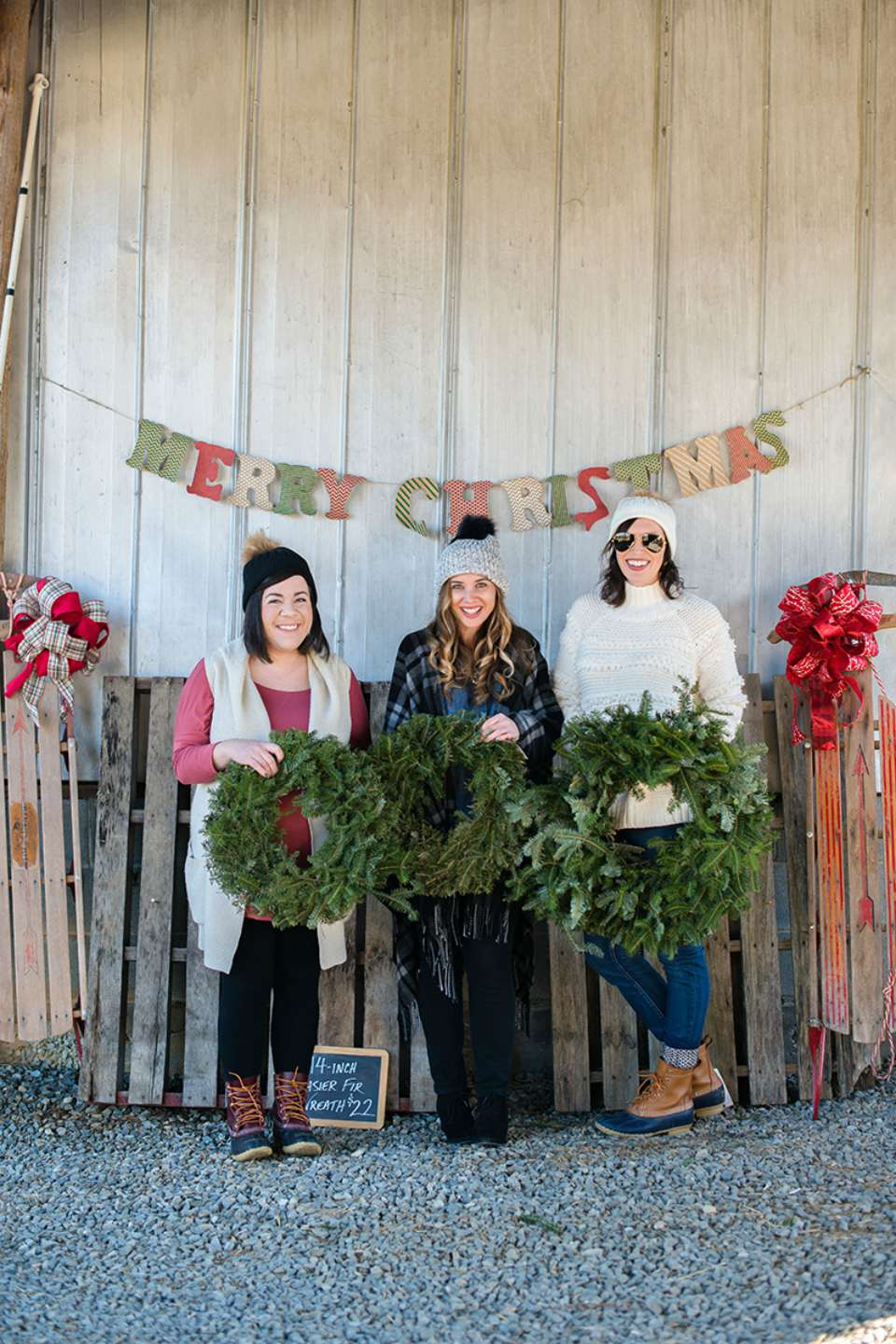 Holiday Style at the Family Farm on Avent Ferry - I'm Fixin' To - @mbg0112