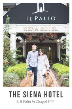 Chapel Hill Hotel: The Siena - I'm Fixin' To - @imfixintoblog