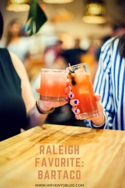 Raleigh Favorite: bartaco - I'm Fixin' To - @mbg0112