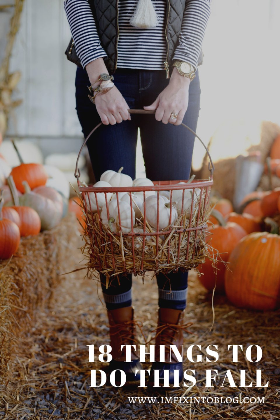 18 Things to Do This Fall - I'm Fixin' To - @mbg0112