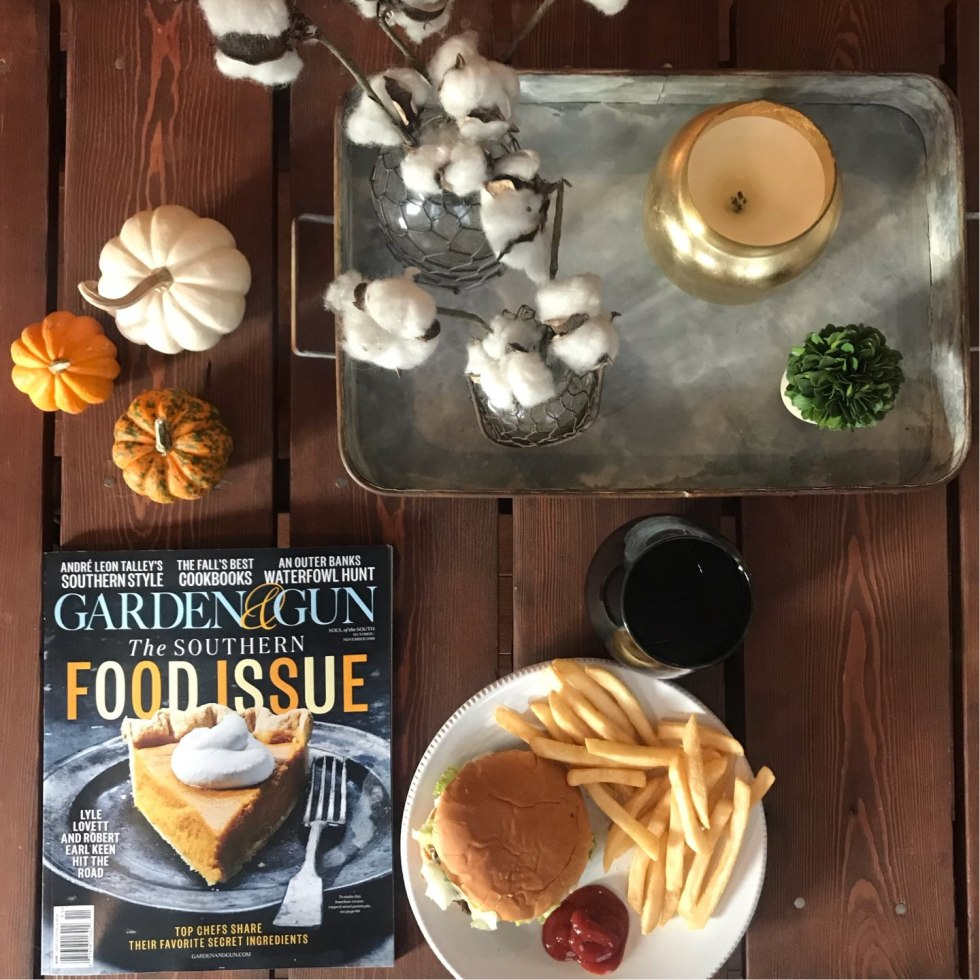 Welcome November + October 2018 Instagram Roundup - I'm Fixin' To - @mbg0112