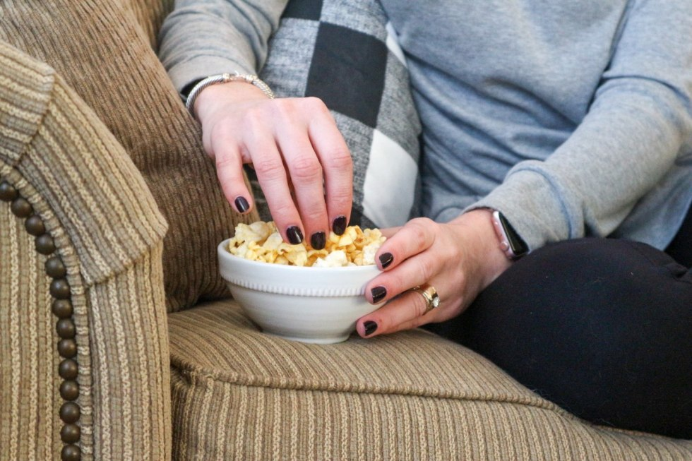 How to Plan the Ultimate Night In - I'm Fixin' To - @mbg0112 | How to Plan the Ultimate Night In and the best movie night snacks with Pop Secret, featured by top US lifestyle blog, I'm Fixin' To