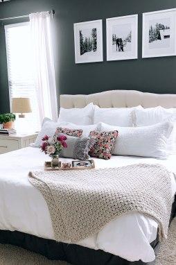 Master Bedroom Decor Ideas: 6 Essentials - I'm Fixin' To - @mbg0112 | Master Bedroom Decor Ideas featured by top US lifestyle blog, I'm Fixin' To
