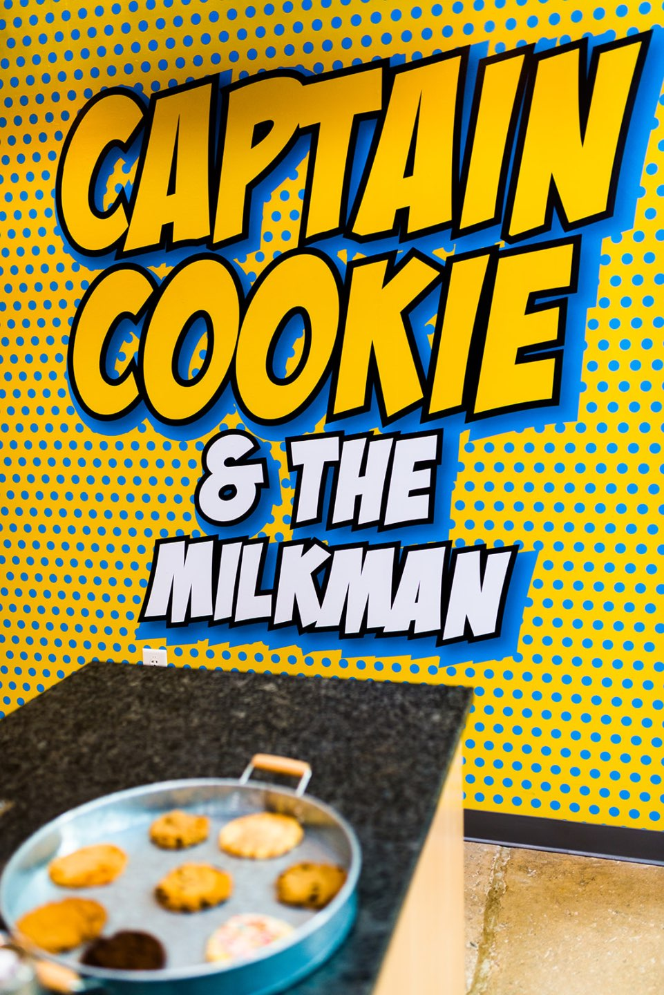 Raleigh Favorite: Transfer Co. Food Hall - I'm Fixin' To - @mbg0112 | Captain Cookie and the Milkman review featured by top Raleigh blogger, I'm Fixin' To