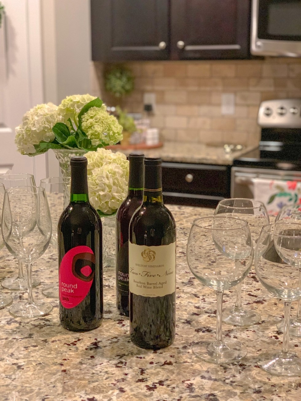 5 Tips to Host Your Own Wine Tasting Party with NC Wines - I'm Fixin' To - @mbg0112 | How to Host your Own Wine Tasting Party with NC Wines, featured by top US lifestyle blog, I'm Fixin' To