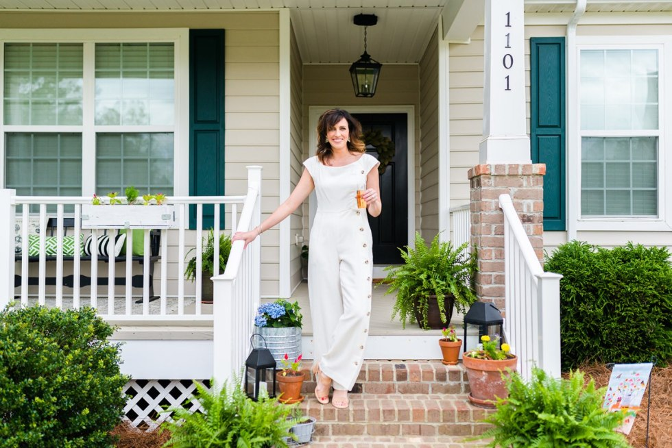 Vantage Shutters review featured by top US life and style blog, I'm Fixin' To