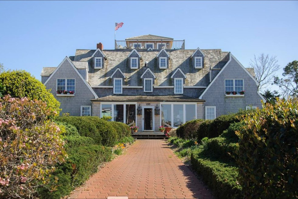 Top 10 Unique North Carolina Hotels featured by top North Carolina travel blog, I'm Fixin' To: the Castle Ocracoke Island