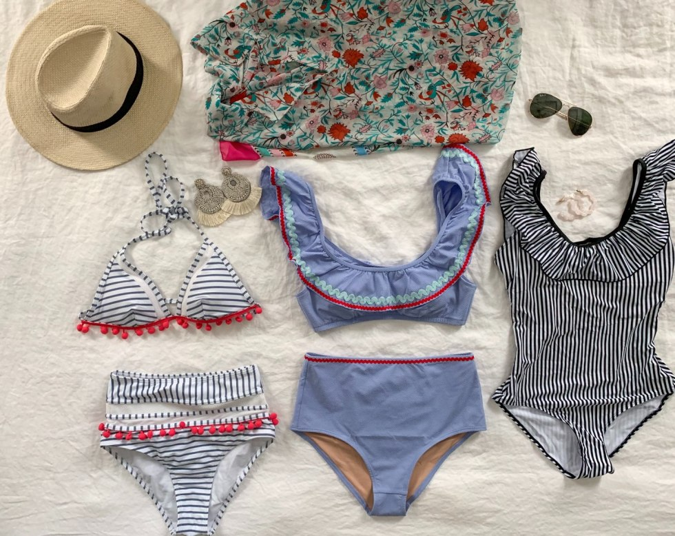 5 Summer Swimsuits to Shop Now featured by top US life and style blog, I'm Fixin' To