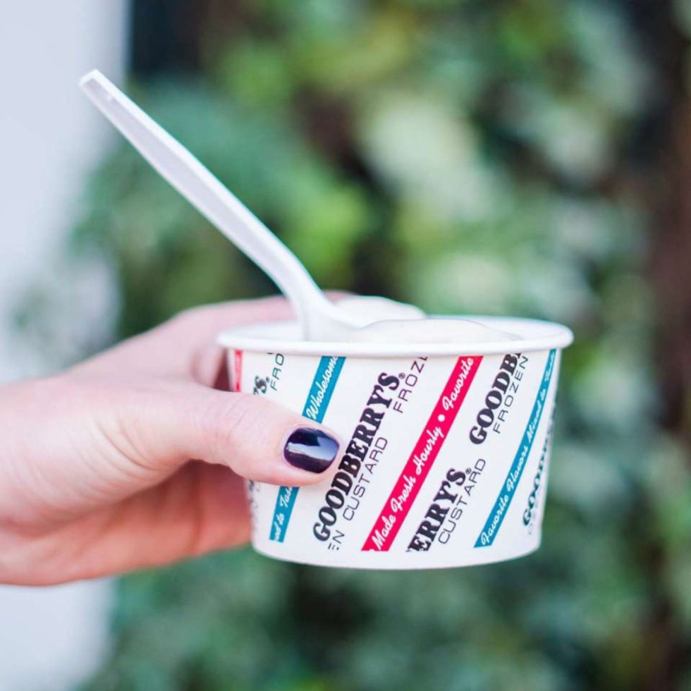 Local Favorites: Top 5 Best Ice Cream Places in Downtown Raleigh NC - I'm Fixin' To - @mbg0112 | Top 5 Best Ice Cream Places in Downtown Raleigh NC featured by top NC blog, I'm Fixin' To: Goodberry's