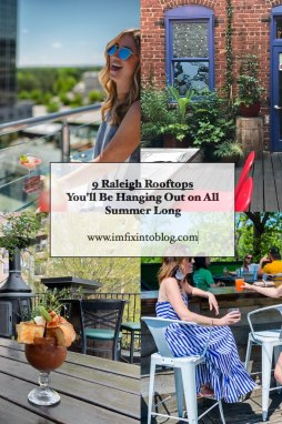 9 Raleigh Rooftops You'll Be Hanging Out on All Summer Long - I'm Fixin' To - @mbg0112