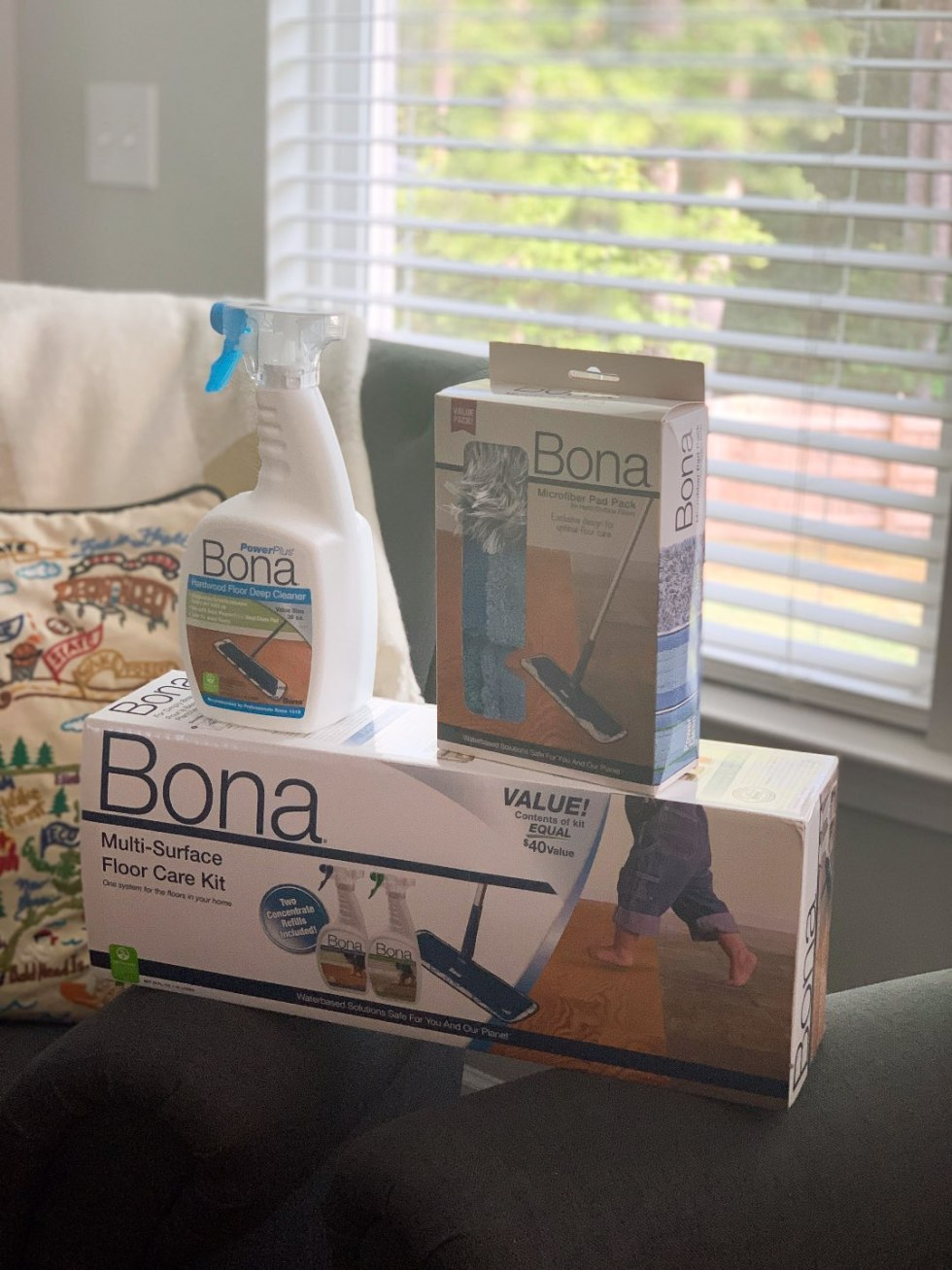 Keeping Our Floors Clean With Bona Essentials Lifestyle