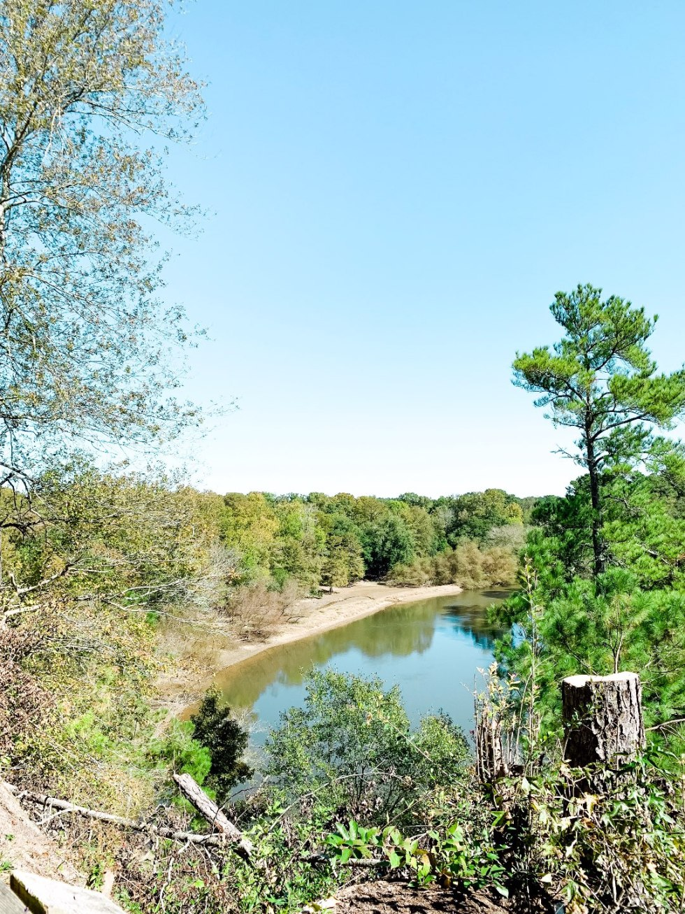 Eastern North Carolina Travel Guide: Top 10 Things to Do in Goldsboro NC by popular North Carolina blog, I'm Fixin' To: image of Neuse.