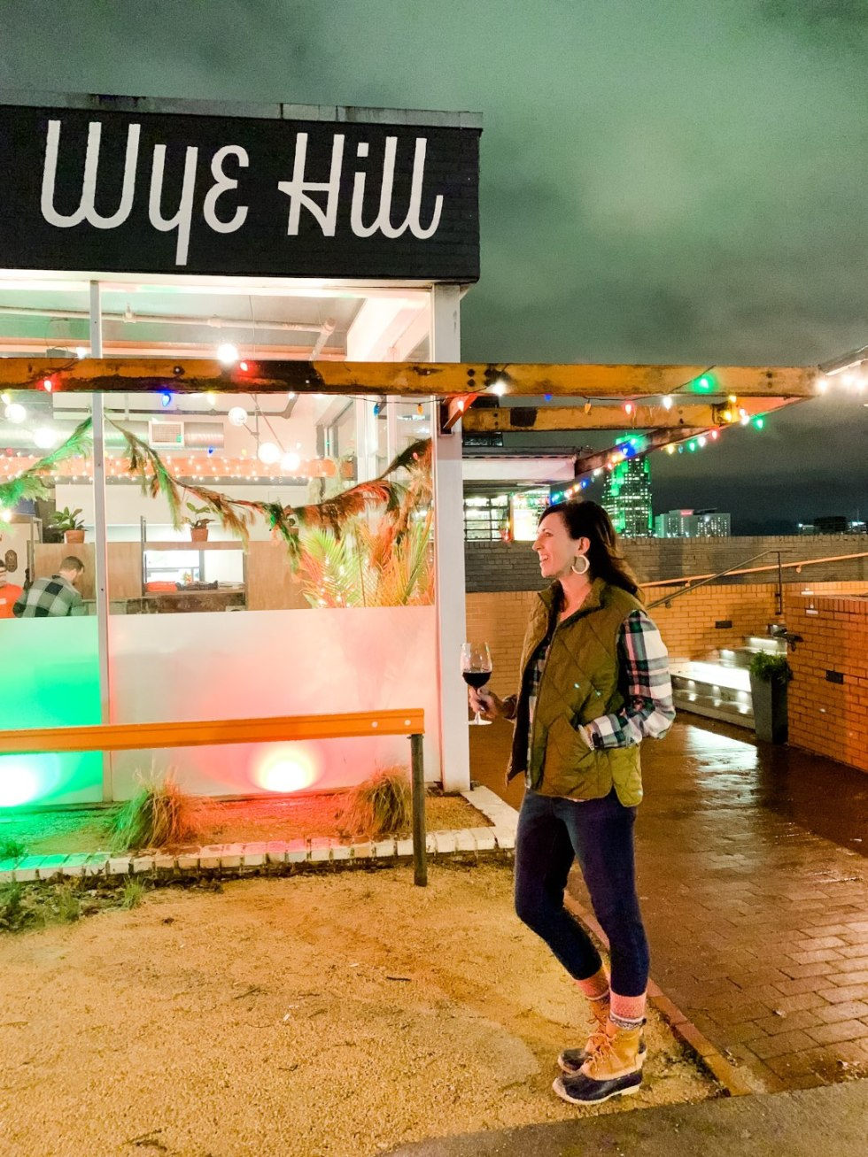 Top 7 Bars in the Triangle to Celebrate the Holidays featured by top NC blog, I'm Fixin' To: Wye Hill