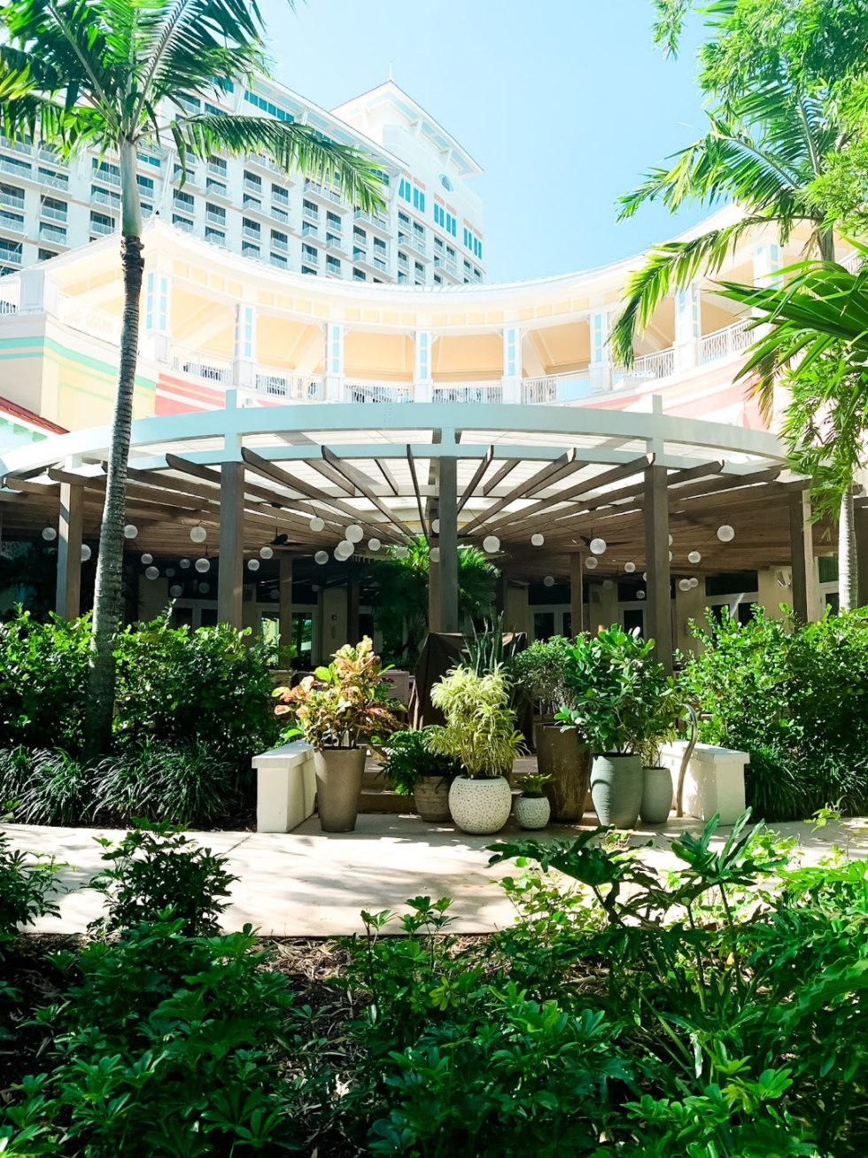 Warming Up in the Bahamas: the Best Things to Do at Baha Mar - I'm Fixin' To - @mbg0112 | Warming Up in the Bahamas: the Best Things to Do in Baha Mar by popular North Carolina travel blog, I'm Fixin' To: image of Baha Mar resort.