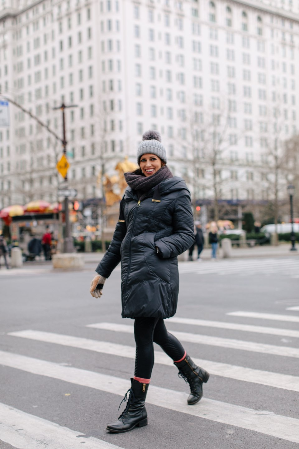 Birthday Reflections: 32 Powerful Lessons I Learned in the Past Year - I'm Fixin' To - @mbg0112 | Birthday Reflections: 32 Powerful Lessons I Learned in the Past Year by popular North Carolina life and style blog, I'm Fixin' To: image of a woman in New York City.