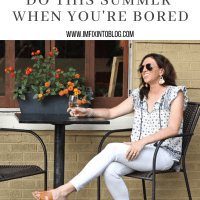 10 Socially Distant Things to Do this Summer When You're Bored