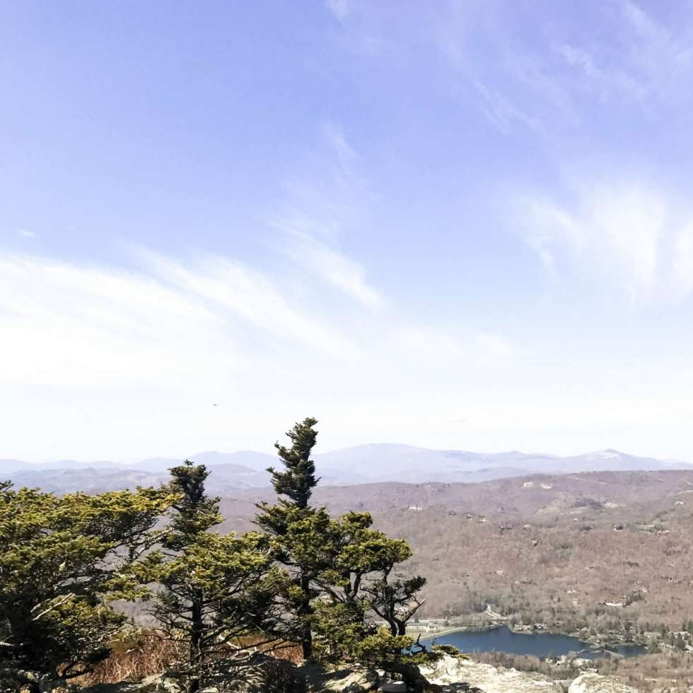 Local Love: 10 Best Places to Photograph in North Carolina - I'm Fixin' To - @mbg0112 | Best Places to Photography in North Carolina by popular N.C. lifestyle blog, I'm Fixin' To: image of the Mile High Bridge at Grandfather Mountain.
