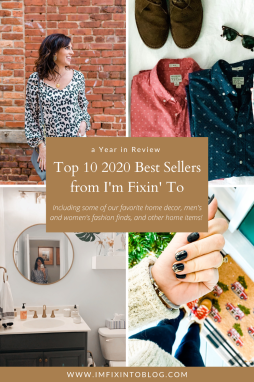 Top 10 2020 Best Sellers from I'm Fixin' To - I'm Fixin' To - @imfixintoblog