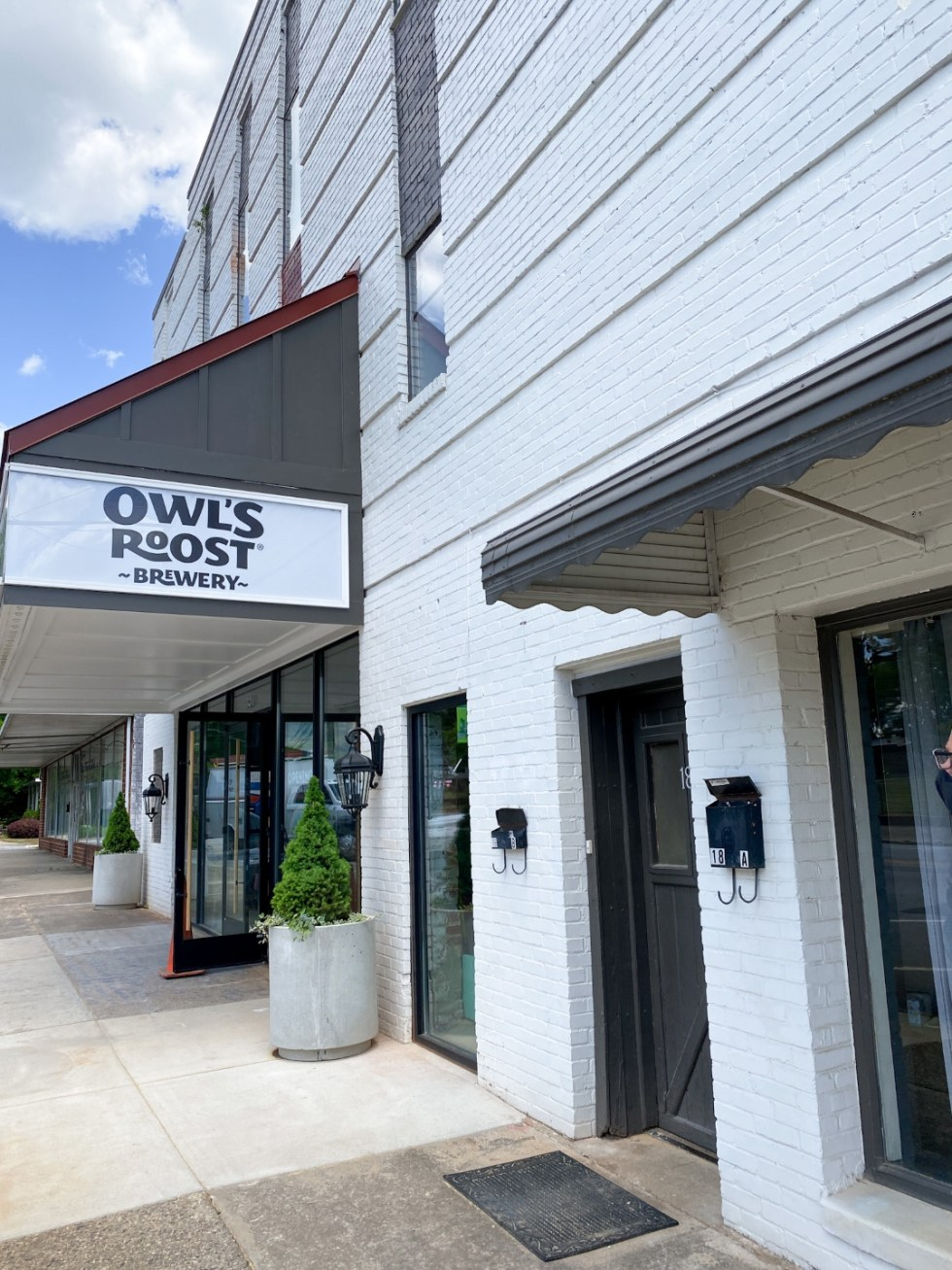An Afternoon Trip to Franklin County, NC - I'm Fixin' To - @imfixintoblog | Franklin County NC by popular North Carolina travel blog, I'm Fixin' To: image of Owl's Roost brewery.