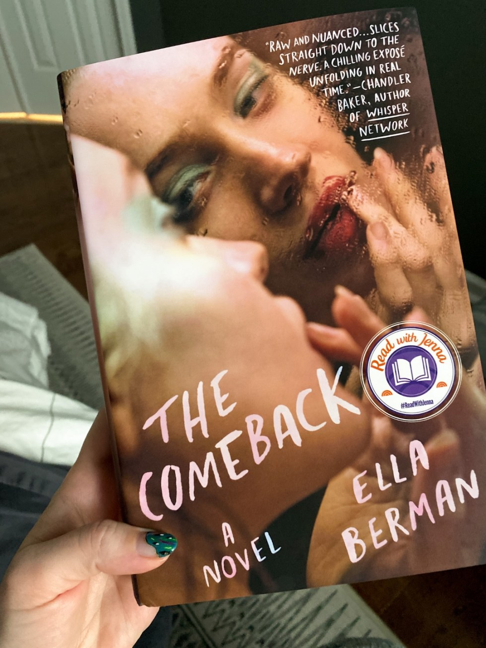2021 Reading List: What I've Read So Far - I'm Fixin' To - @imfixintoblog | 2021 Reading List by popular NC lifestyle blog, I'm Fixin' To: image of The Comeback.