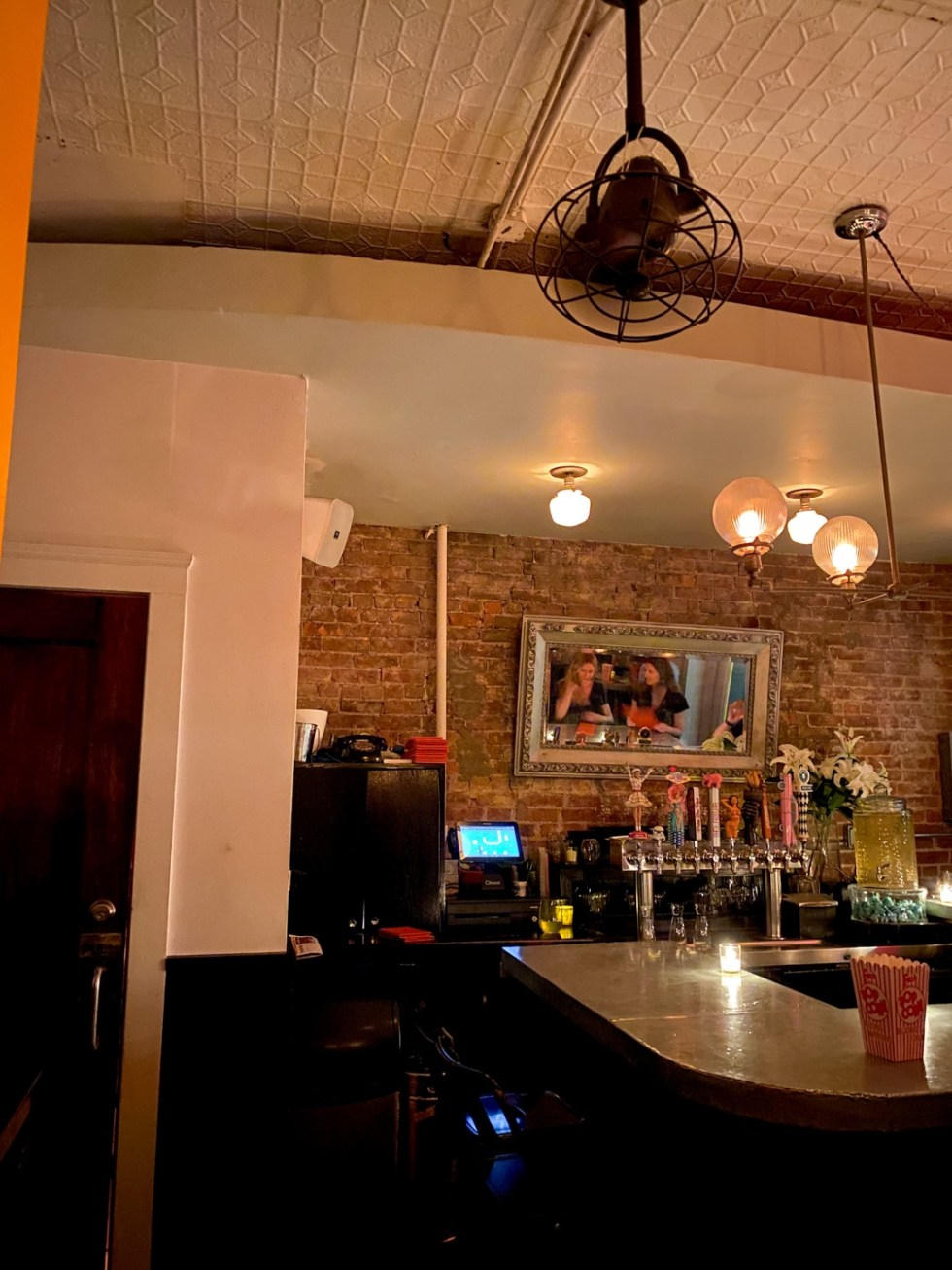 NYC Summer Weekend: Things to Do in NYC in the Summer - I'm Fixin' To - @imfixintoblog   NYC Summer Weekend by popular NC travel blog, I'm Fixin' To: image of a bar.